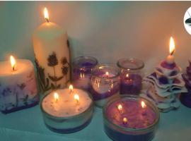 Jak zrobić lawendowe świece - 6 pomysłów