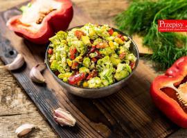 Jak zrobić danie z brokuła - szybka surówka