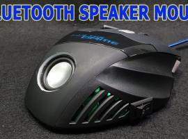Jak zrobić głośnik bluetooth w myszce