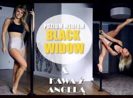 Jak wykonać trick pole dance - black widow
