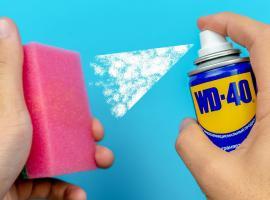 Jak użyć WD-40 - 18 pomysłów