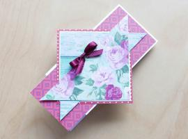 Jak zrobić wyjątkową kartkę z życzeniami - origami