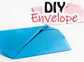 Jak zrobić stylową kopertę