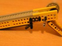 Jak zrobić pistolet na gumki z klocków Lego