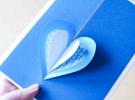 Jak zrobić kartkę na walentynki z serduszkami