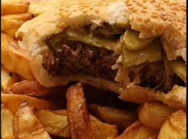 Jak przygotować wypasioną wyżerkę - whisky burger