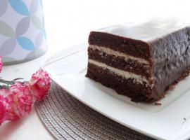 Jak zrobić pyszne ciasto kakaowo-wiśniowe