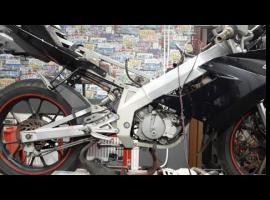 Jak naprawić motorower Derbi GPR 50