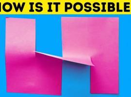 Jak zaskoczyć znajomych - 20 niesamowitych iluzji