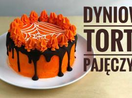 Jak zrobić halloweenowy tort