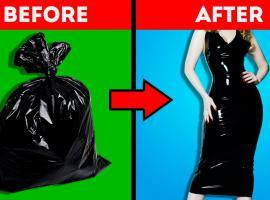 Jak zrobić użytek ze śmieci - kilka pomysłów DIY