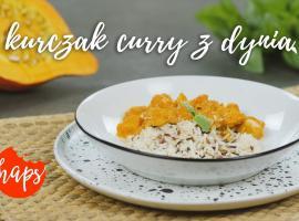 Jak przyrządzić kurczaka curry z dynią