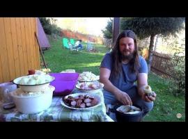 Jak zrobić danie z kociołka na ognisku