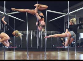 Jak opanować Swan Variation - nowy trik w tańcu na rurze