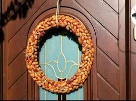 Jak wykonać wianek na drzwi z żołędzi