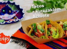 Jak przyrządzić tacos z kurczakiem achiote