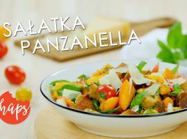 Jak przygotować sałatkę z czerstwym chlebem - panzanella