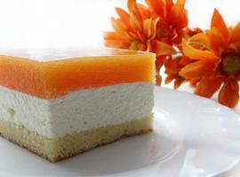 Jak upiec ciasto z masą brzoskwiniową