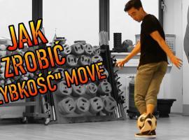 Jak wykonać trik z piłką - tzw. szybkość move