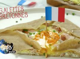 Jak zrobić galettes bretonnes - sposób na naleśniki