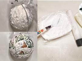 Jak wykonać masę śniegową do dekoracji