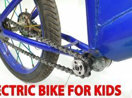 Jak zbudować rower elektryczny dla dziecka