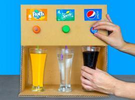 Jak wykonać maszynę do napojów