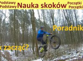 Jak wykonywać skoki rowerem
