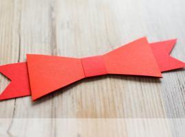 Jak zrobić kokardę z papieru - nowa wersja