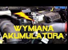 Jak wymienić akumulator w samochodzie francuskiej produkcji