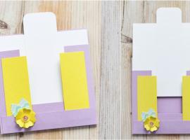 Jak wykonać kartkę okolicznościową z kopertą