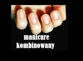 Jak frezować skórki - manicure kombinowany