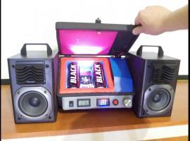 Jak zrobić boomboxa i chłodziarkę do napojów w jednym