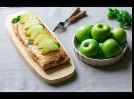Jak przygotować jabłko w cieście francuskim