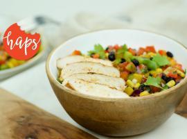 Jak zrobić salsę z kurczakiem