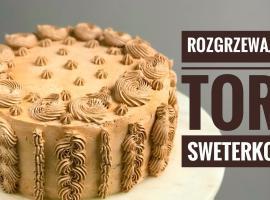 Jak zrobić rozgrzewający tort czekoladowy