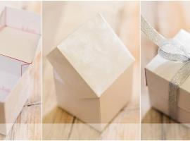 Jak zrobić papierowe pudełko prezentowe