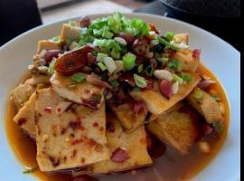 Jak przyrządzić smażone pikantne tofu