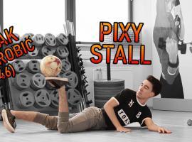 Jak zrobić pixy stall - freestyle football