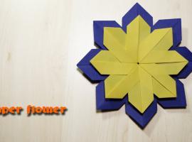 Jak wykonać kwiat origami - proste i dekoracyjne złożenie