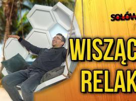 Jak zrobić wiszący fotel - solówka Sztaby