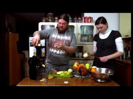 Jak zrobić domowy sok owocowy