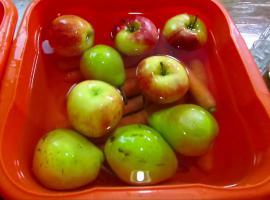 Jak pozbyć się pestycydów z warzyw i owoców