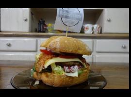 Jak zrobić domowe burgery wołowo - wieprzowe