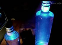 Jak zrobić podświetlaną podstawkę pod butelkę
