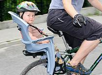 Jak montować foteliki rowerowe do przewozu dzieci