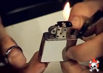Jak wymienić knot w zapalniczce
