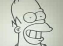Jak narysować Homera Simpsona