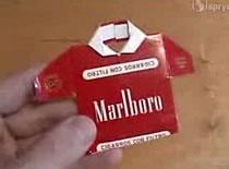 Jak zrobić koszulkę polo z Marlboro