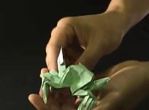 Jak zrobić kraba origami